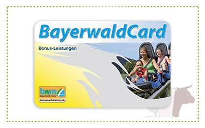 Sonderangebote und Bayerwald Card